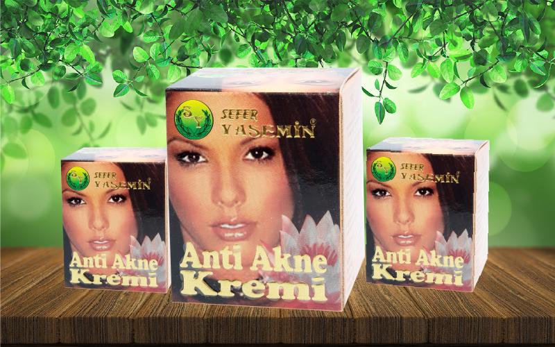 Anti Akne Kremi