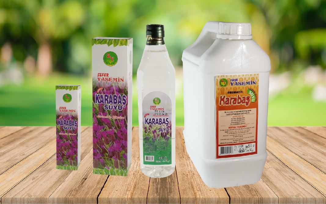 Aromatik Karabaş Suyu